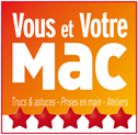 Paragon NTFS for Mac was rated with 5/5 stars by Vous et Votre Mac!