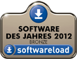 Softwareload Software des Jahres 2012