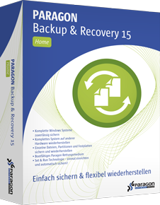 Backup & Recovery 15 Home