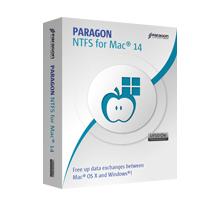 NTFS für Mac 14 - NTFS Volume Management
