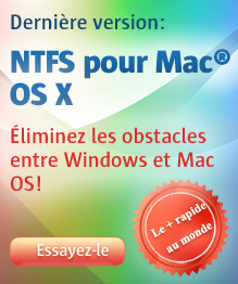 Paragon NTFS pour Mac