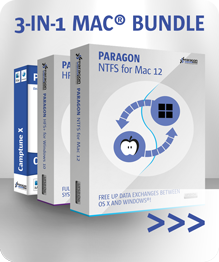 NTFS HFS Bundle 3in1