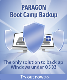 Paragon Boot Camp Backup