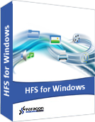 Paragon HFS+ para Windows  10.0
