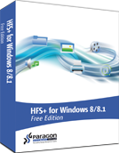 Full access to Mac HFS File System for free!
