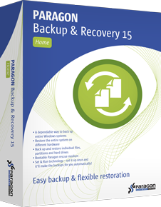 WatFile.com Download Free Paragon Backup & Recovery Home - Introduction
