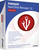 HARD DISK MANAGER 15