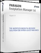 Festplatten Manager Hyper-V