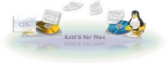 <Ext2/3FS for MAC OS X