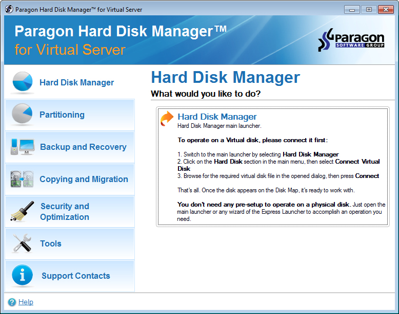 Как paragon hard disk manager 15 сделать загрузочным 273