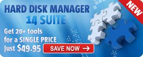 Hard Disk Manager 2012 Suite