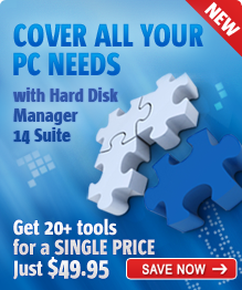 Paragon Hard Disk Manager 14 Suite
