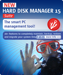 New Hard Disk Manager 15 Suite
