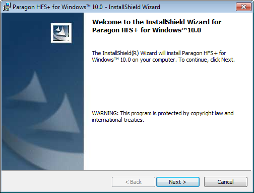 Freeware Linux Reader for Windows