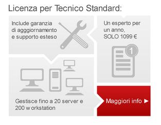 Hard Disk Manager Standard Technician License