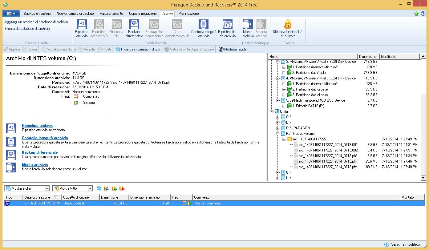 paragon software free