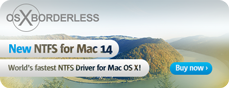 Paragon NTFS for Mac® 14