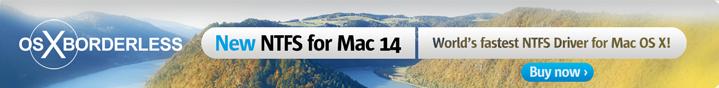 Paragon NTFS for Mac 14
