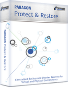Paragon Protect & Restore - the easy all-in-one availability solution for physical and virtual IT infrastructures