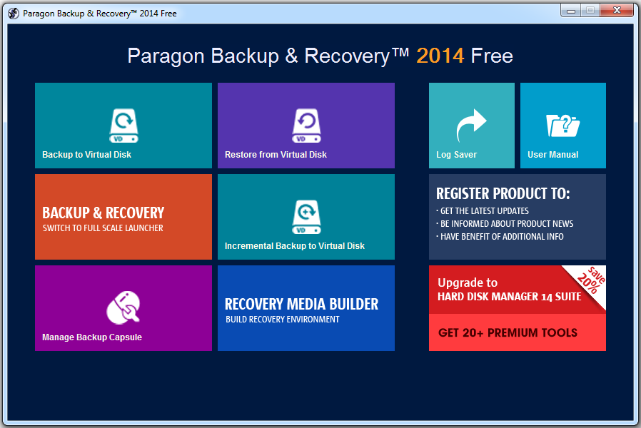 The most powerful free backup solution ever!