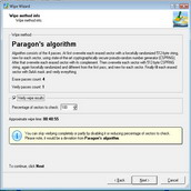 Paragon's algorithm