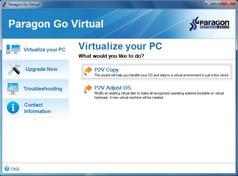 Enjoy the benefits of virtualization without being too technical and for free!