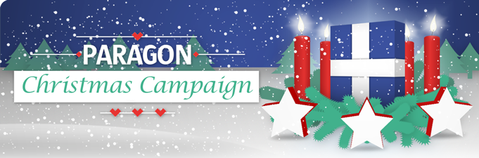 クリスマス&年末年始のキャンペーン実施中!