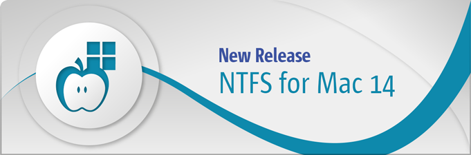 NTFS for Mac 14リリース!